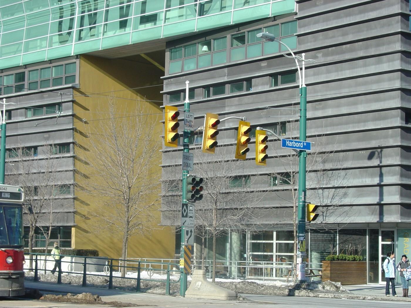 University of Toronto at Harbord St