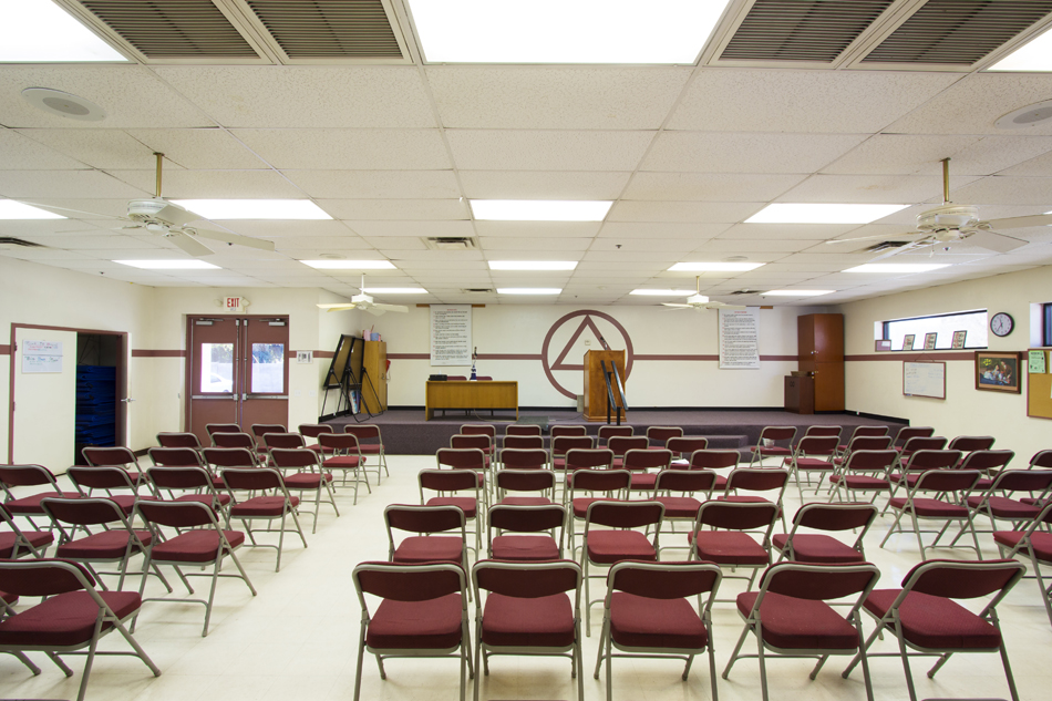west meeting hall