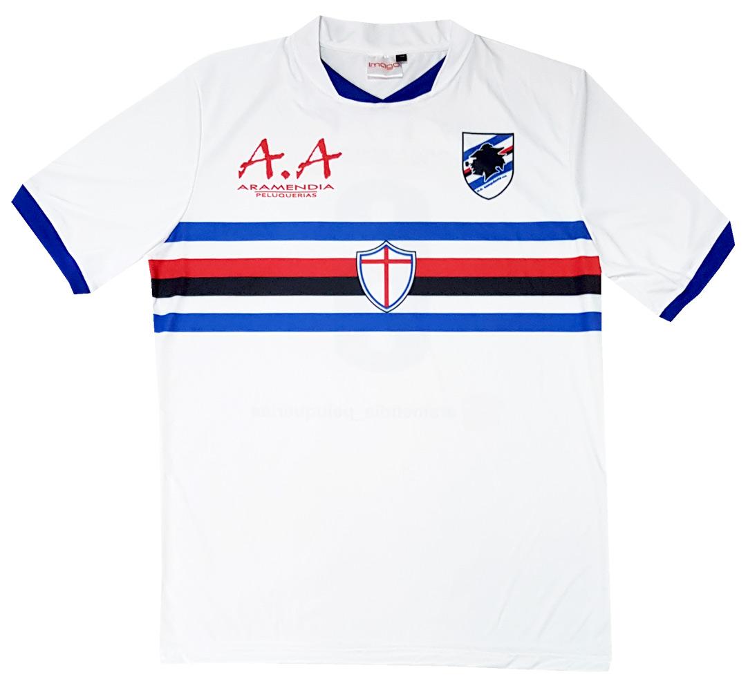 Camiseta Futbol Premium
