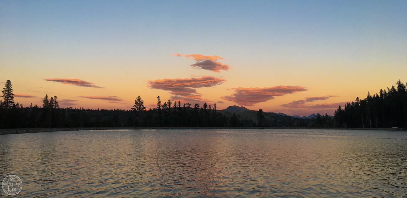 bank fishing, south lake tahoe, tahoered lake