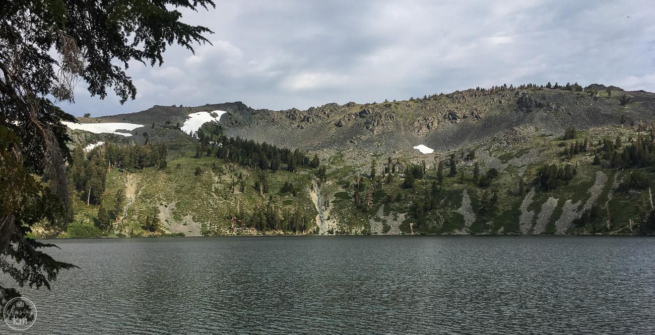 bank fishing, south lake tahoe, tahoe, gilmore lake