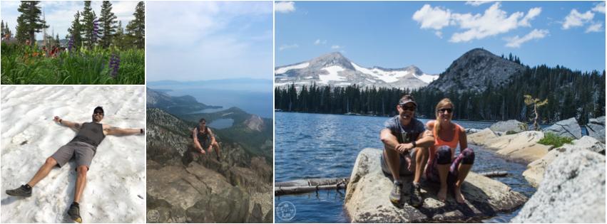 hike in south lake tahoe, south lake tahoe, hiking