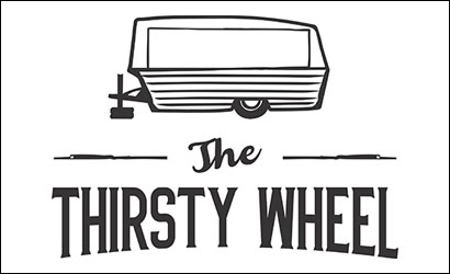 The Thirsty Wheel Brochure Logo
