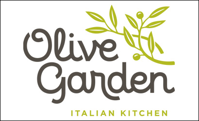 Olive Garden Catering Brochure Logo