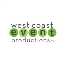 West Coast Event Productions Graphic