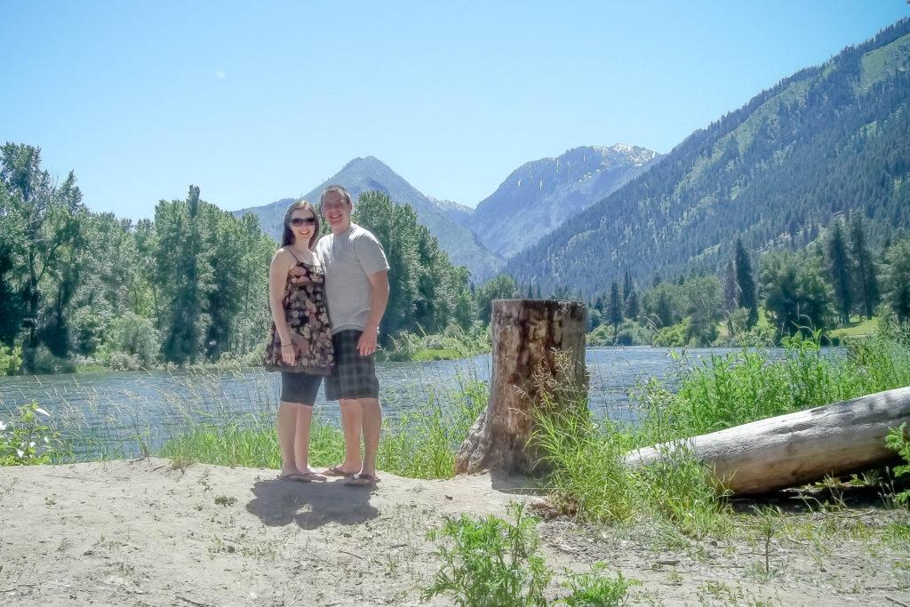 One of many cheap honeymoon ideas in Washington State