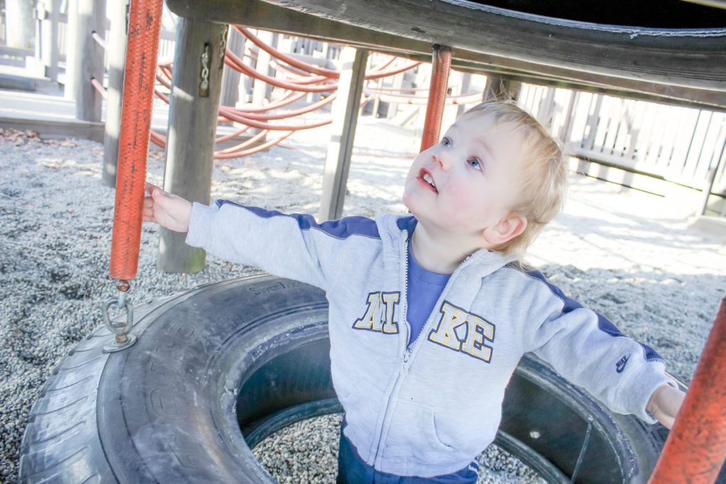 When do the terrible twos start?