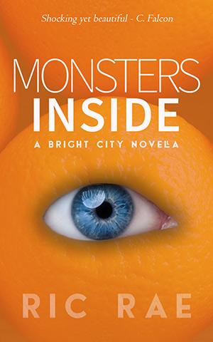 Monsters Inside Cover