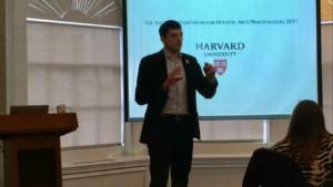 Sylvain Coulon 2 Harvard