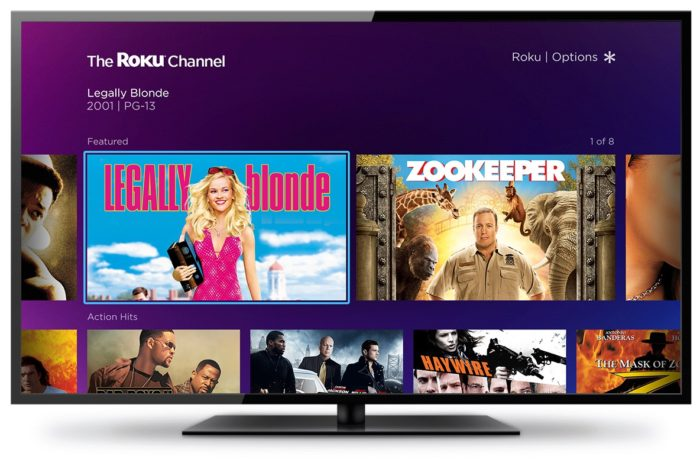 Roku Channel Coming To Samsung TV's