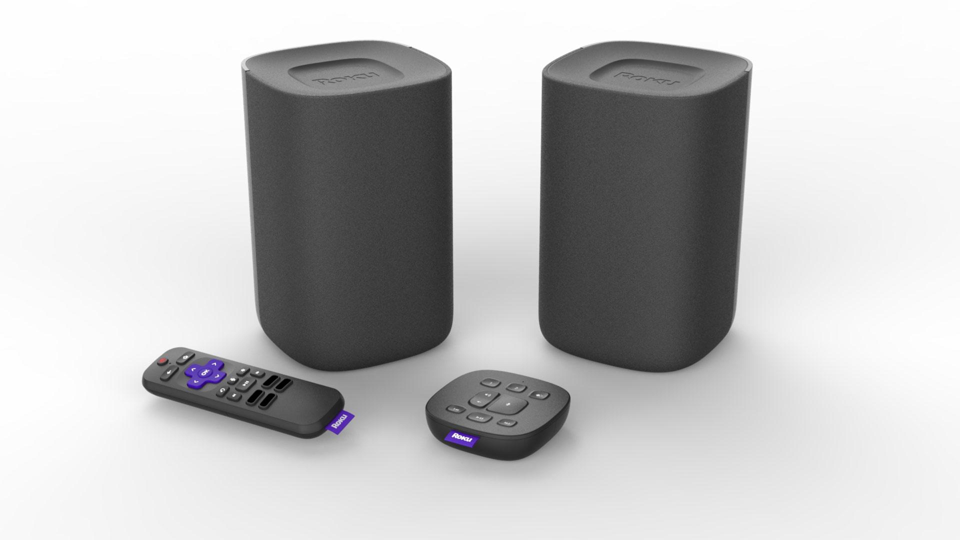 Roku Speakers