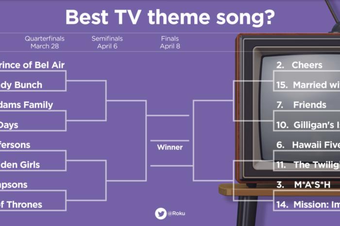 The TV Show Theme Challenge