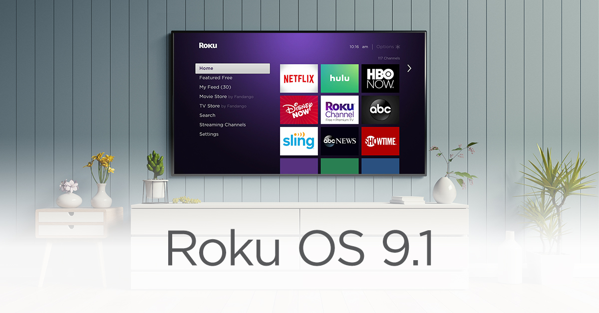 Roku Interface