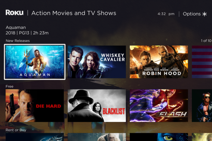 Roku Is Not Producing Its Own Content