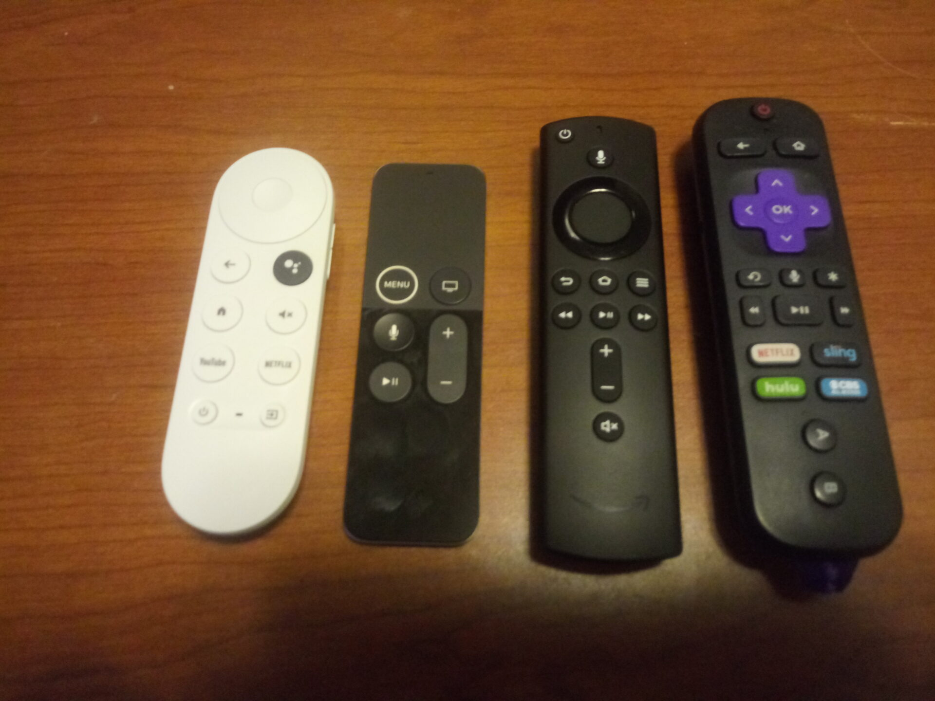 Streaming device controllers
