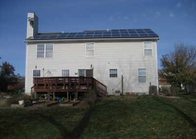 6.6 kW Photovoltaic System