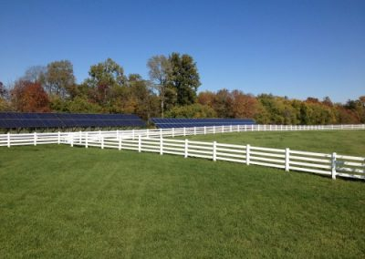 31 kW PV System at Farm in Eaton, Ohio