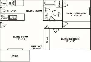 International Village Floorplan 1