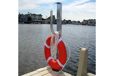 Utility Stands - rescue ring stand