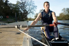Education application - rowing - adjust freeboard to match boats