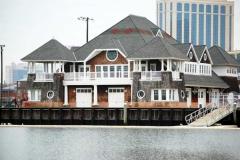 Education application - rowing - intercoastal waterway, Atlantic City NJ
