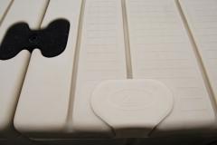 pocket filler installed on an EZ Dock