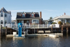 The versatility of the EZ Dock system allows you to use dozens of accessories tailored to address the customer preferences when designing a floating dock system.