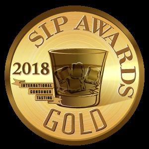 Sip Awards Gold Medal 2018