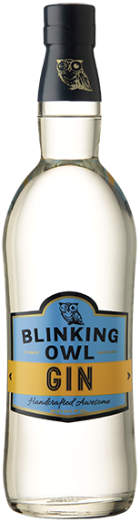 Gin Bottle 750 ml