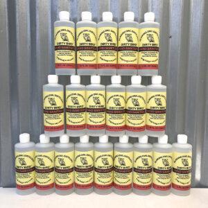 18 oz - 20pakc Dirty Bird hand sanitizer