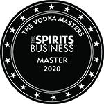 The spirits Business Master Award Vodka 2020