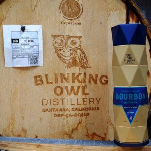 Blinking Owl Bottled In Bond Bourbon