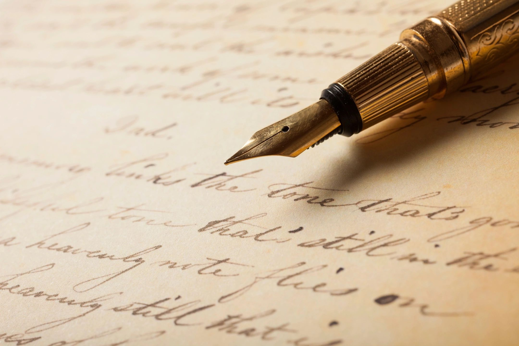 How long have I been writing?