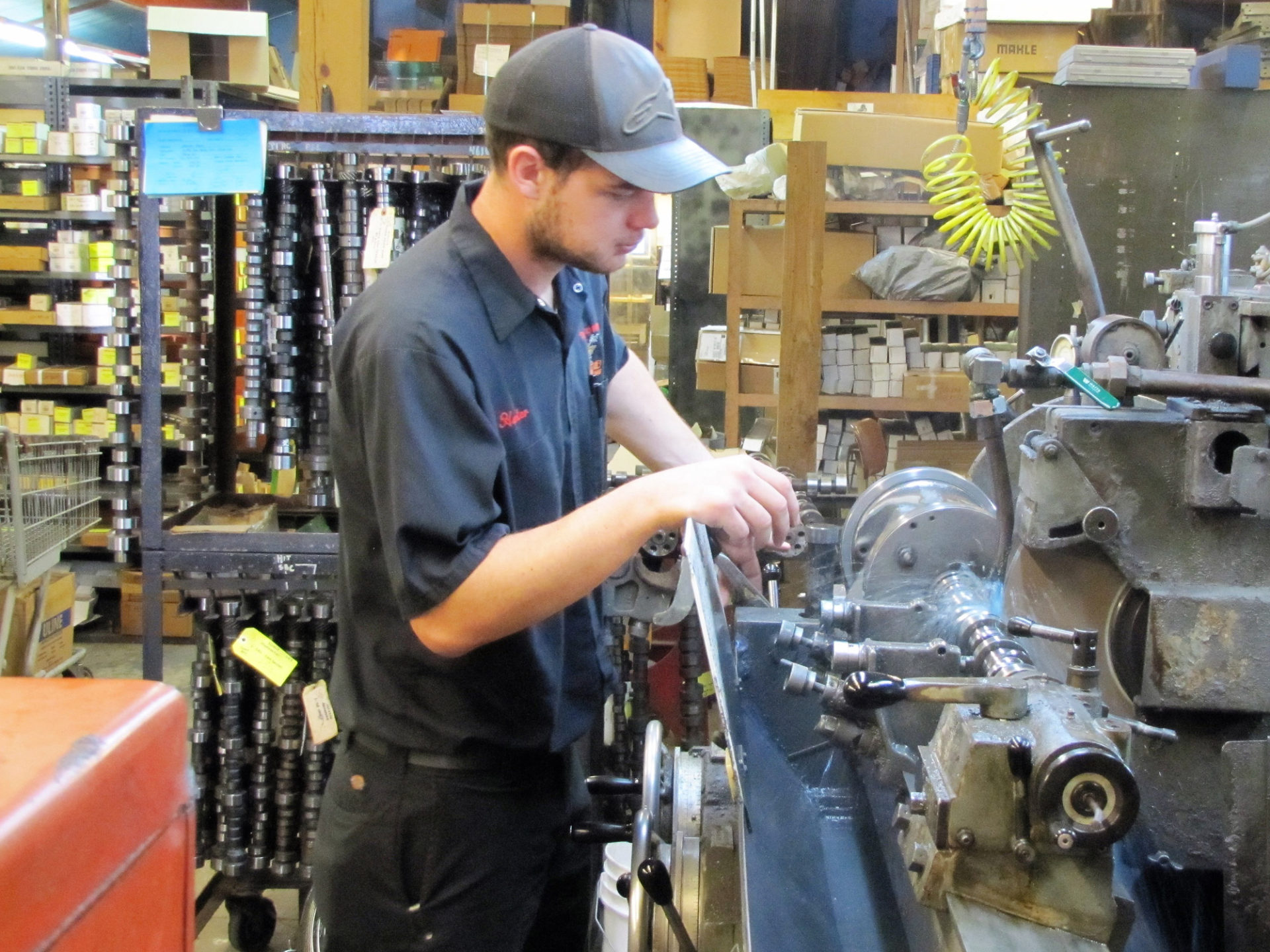 Asheville Engine does all of the proper machining in our Powerstroke engines for sale