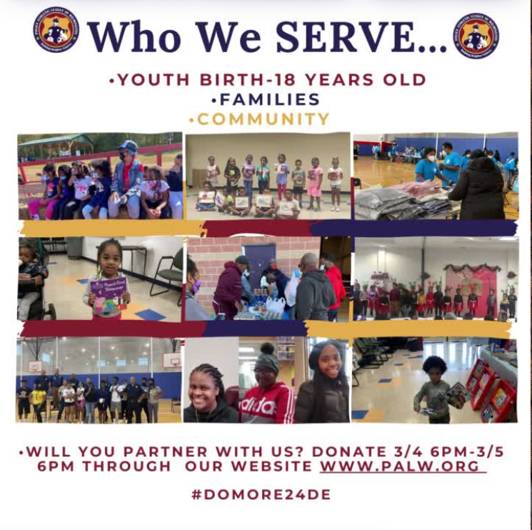 who we serve picture collage