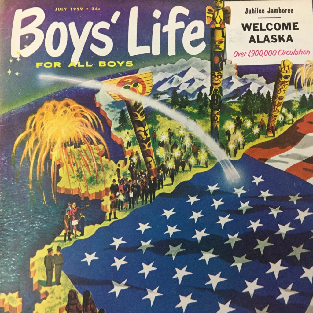 BoyScoutCollector.Com Alaska