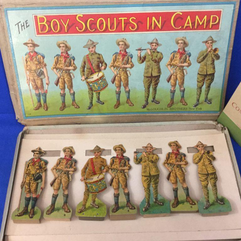 Boy Scout Board Game