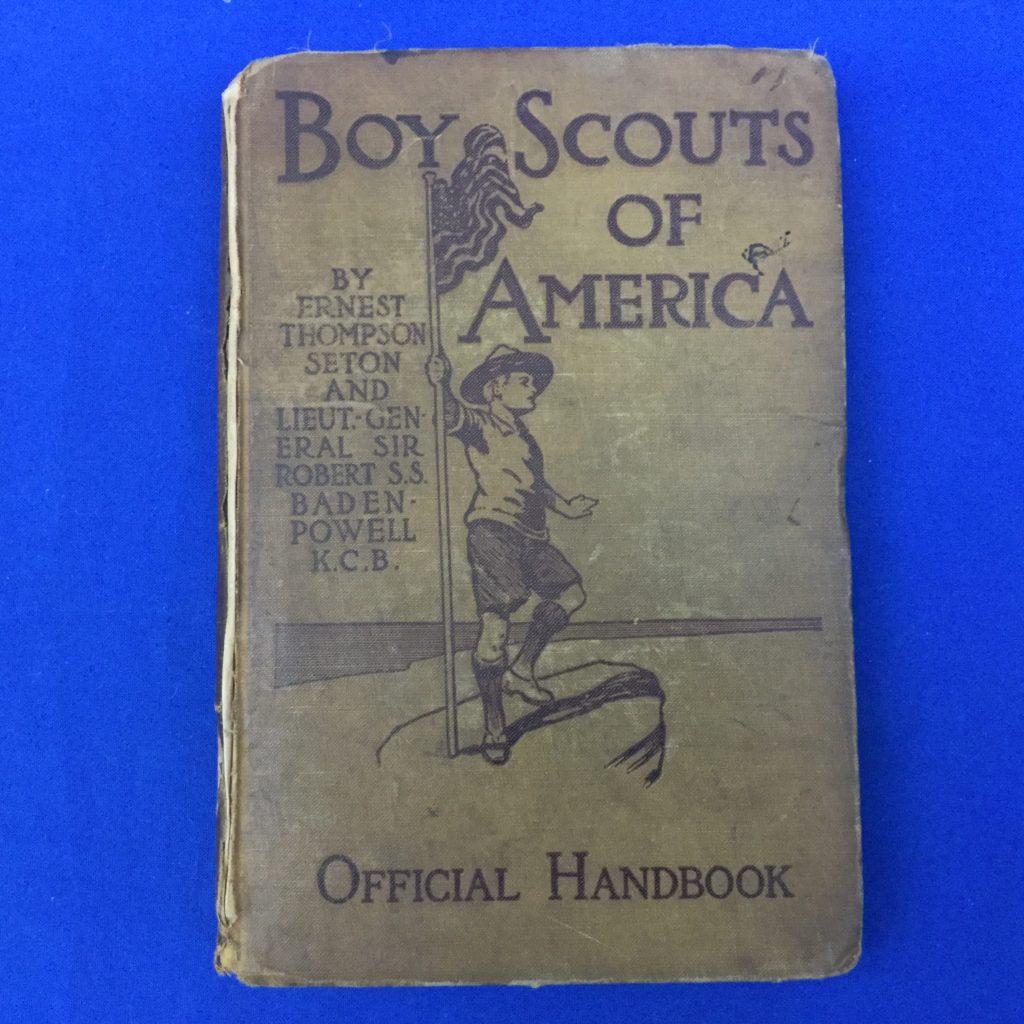 Handbook BoyScoutCollector.Com