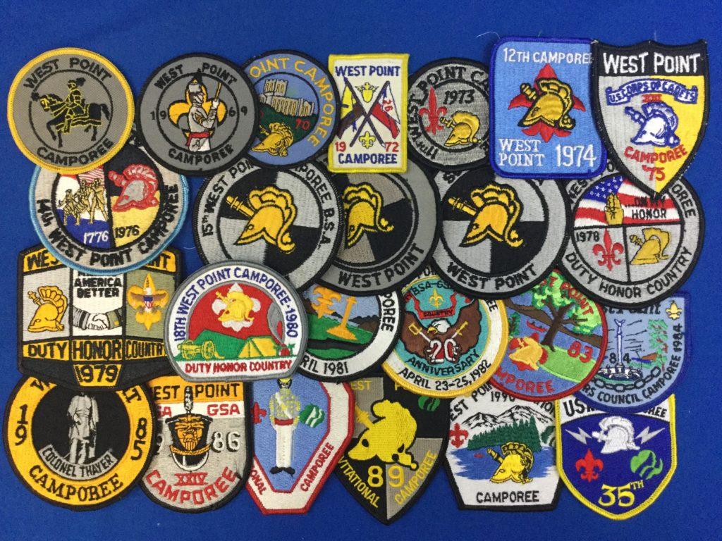 West Point Camporee BoyScoutCollector.Com