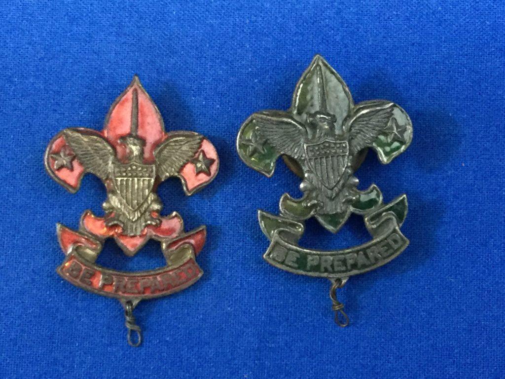 Scoutmaster & Asst. Pins