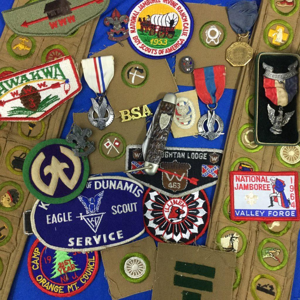 Boy Scout Collector . Com