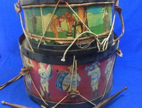 Boy Scout Drums