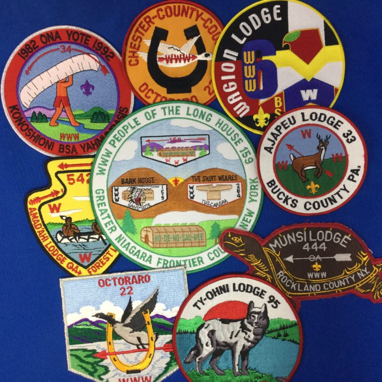OA Jacket Patches