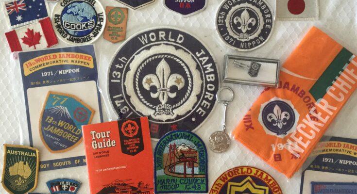 13th World Jamboree 1971 Japan