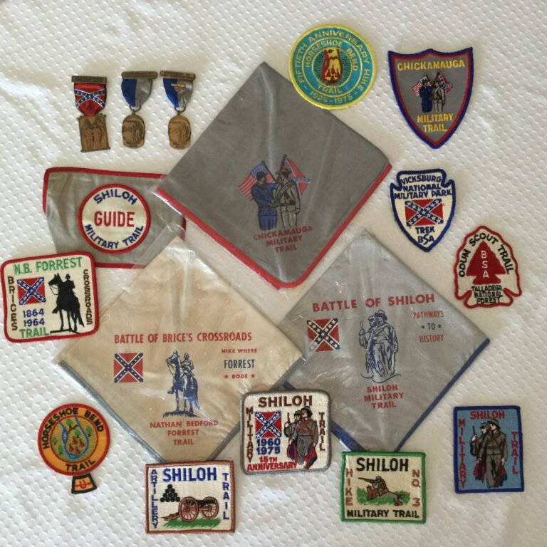 Boy Scout Military Trails