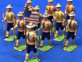 Boy Scout Lead Toys