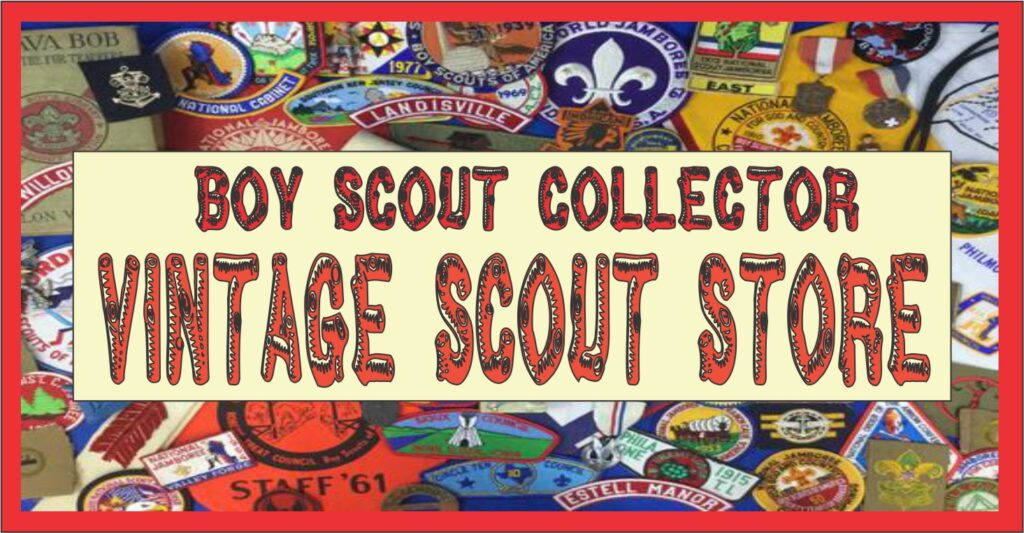 Boy Scout Collector Store