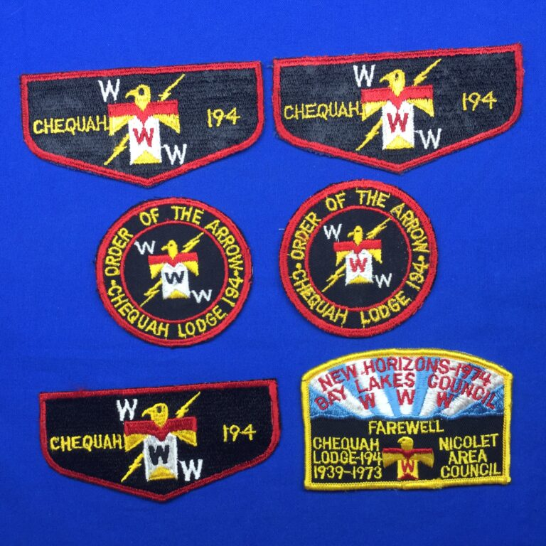 Chequah OA Lodge 194
