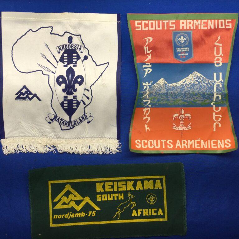 World Jamboree Banners