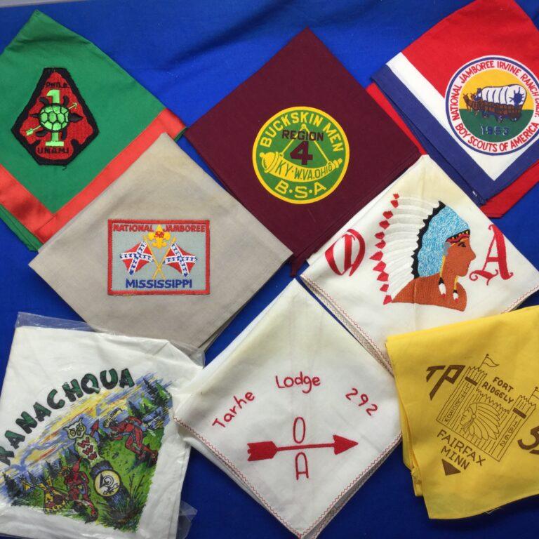 Boy Scout Neckerchiefs